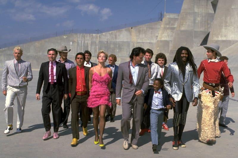 Приключения Бакару Банзая 1984