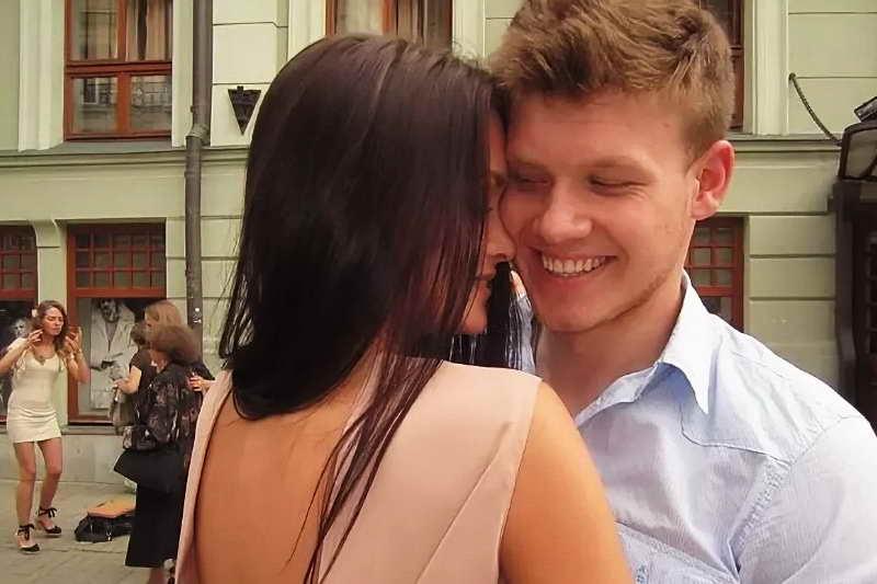 Паулина Андреева и Хориняк