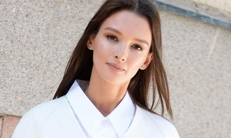 Паулина Андреева молодая