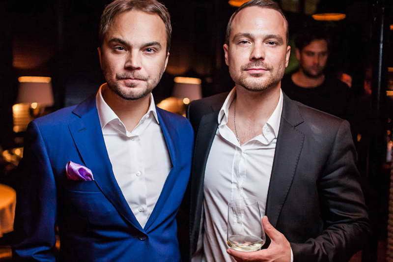 Андрей и Алексей Чадовы
