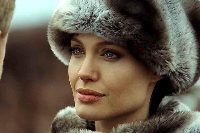Солт Анджелина Джоли