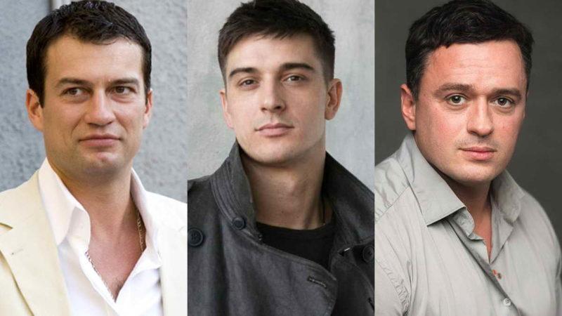 4 привлекательных российских актера, которых все обожают