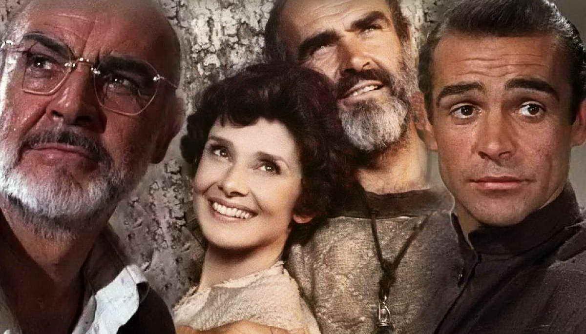 10 лучших ролей легендарного Шона Коннери