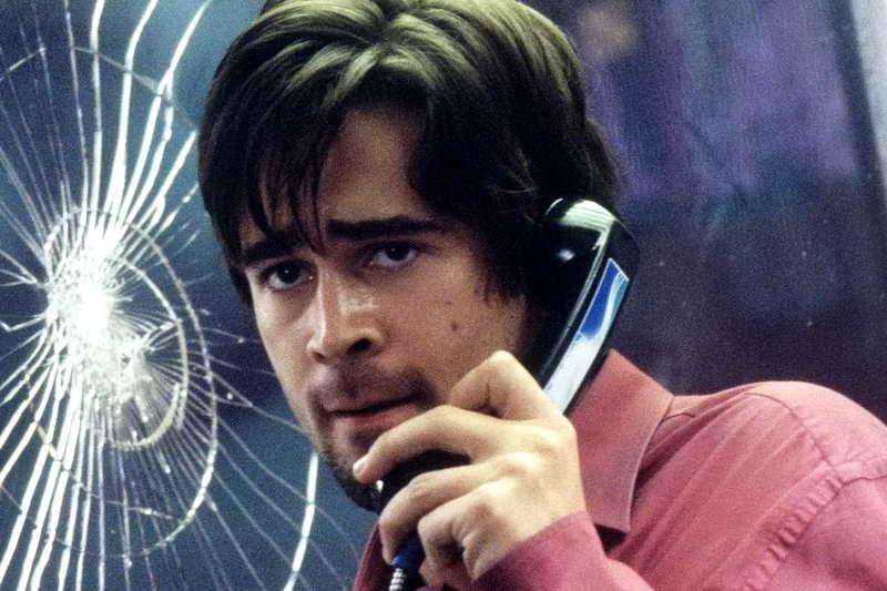Кадр из фильма Телефонная будка