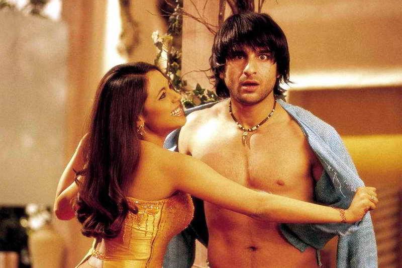 Индийский фильм Ты и я